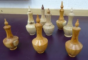 Genie Vase – Trent Valley Woodturners